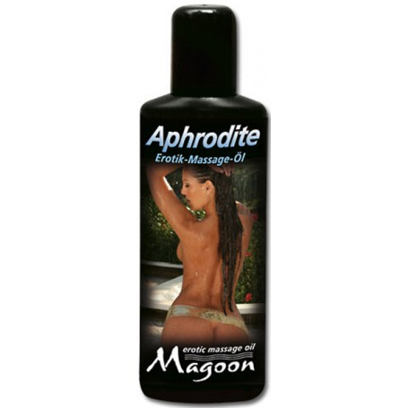 Tělový olej APHRODITE 100 ml | Magoon