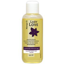 Tělový olej Lady Love APHRODISIAC 150 ml
