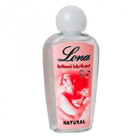 Lubrikační gel LONA NATURAL 130 ml