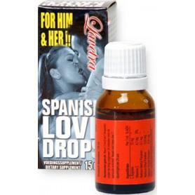 Španělské kapky LOVE DROPS 15 ml