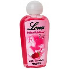 Lubrikační gel LONA MALINA 130 ml