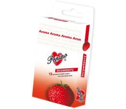 Kondom Pepino Jahoda 12 ks