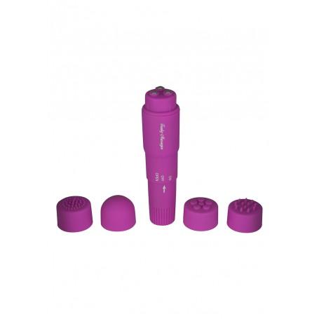 Vibrátor FUNKY MASSAGER violet