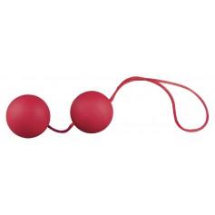 Venušiny kuličky červené VELVET