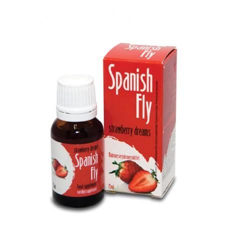 Španělské mušky STRAWBERRY DREAMS | Cobeco Pharma