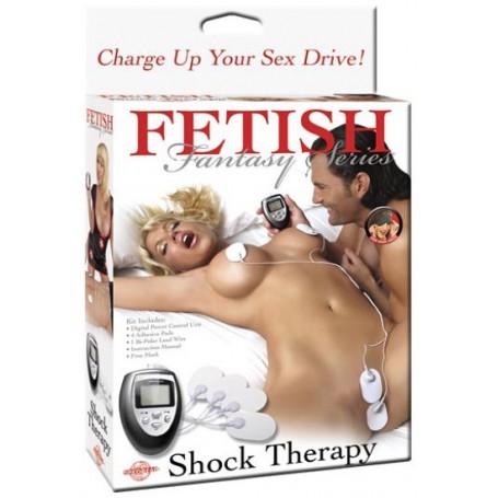Sada FETISH FANTASY series SHOCK THERAPY