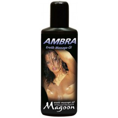 Tělový olej AMBRA 100 ml