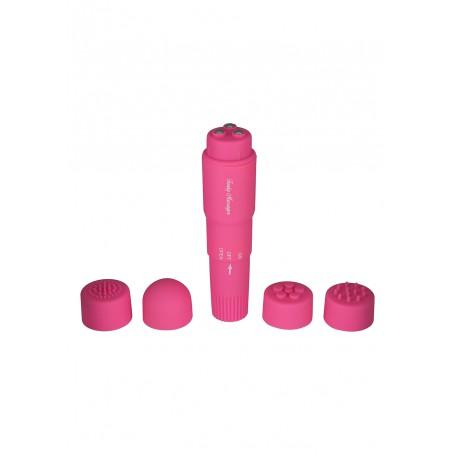 Vibrátor FUNKY MASSAGER pink
