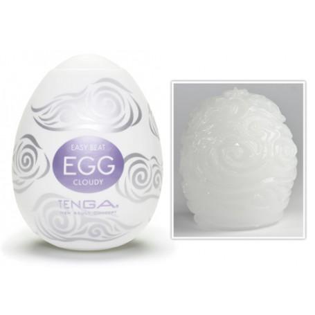Masturbátor TENGA Egg CLOUDY