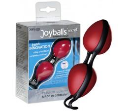 Venušiny kuličky JOYBALLS SECRET red&black
