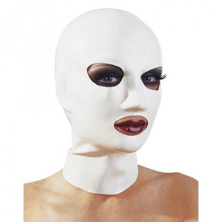 Maska bílá LATEXOVÁ