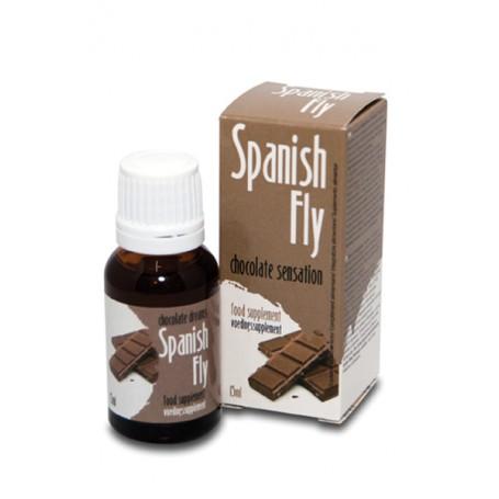 Španělské mušky CHOCOLATE SENSATION | Cobeco Pharma