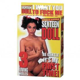 Panna nafukovací SEXTEEN DOLL