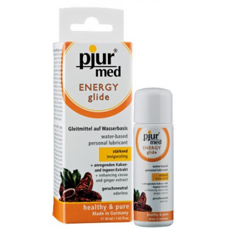 Lubrikační gel PJUR MED ENERGY Glide 30 ml