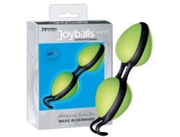 Venušiny kuličky JOYBALLS SECRET green&black