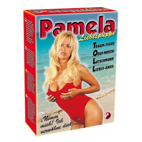 Panna nafukovací PAMELA