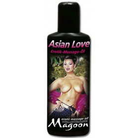 Tělový olej ASIAN LOVE 100 ml