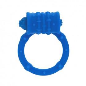 Kroužek na penis POSH vibrační blue