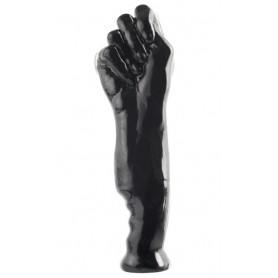 Dildo BASIX FIST of FURY black