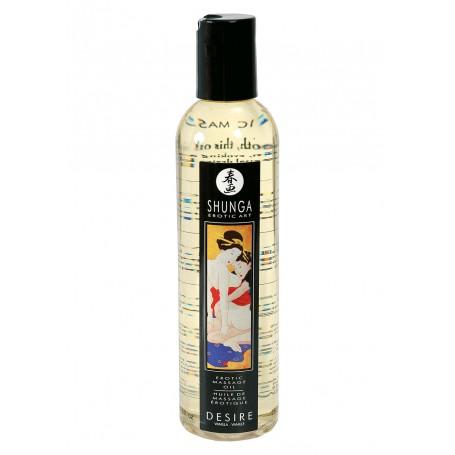 Tělový olej DESIRE S VŮNÍ KVĚTU VANILKY 1 | Shunga