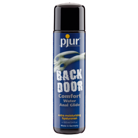 Lubrikační gel PJUR BACKDOOR Comfort glide 100 ml
