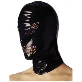 Maska latexová PERFOROVANÁ