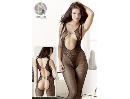Catsuit ALICE black S-L