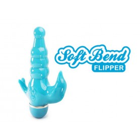 Vibrátor FunZone SOFT BEND FLIPPER