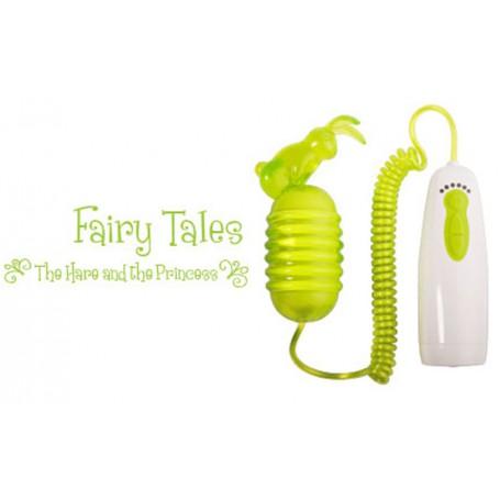 Vibrační vajíčko FunZone FAIRY TALES RABBIT PRINC
