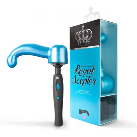 Vibrátor FunZone ROYAL SCEPTER GRAND ADORNMENT