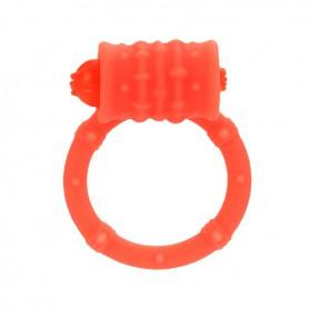 Kroužek na penis POSH vibrační orange