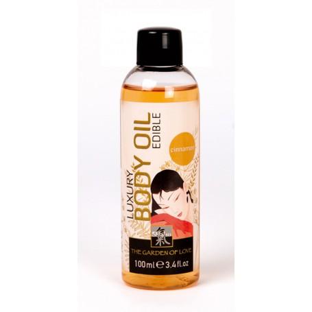 Tělový olej SHIATSU LUXURY CINNAMON