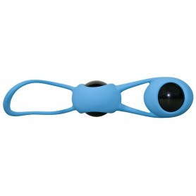 Venušiny kuličky BOULES DOUBLE blue
