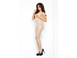 Catsuit PASSION BS003 bílý S-L