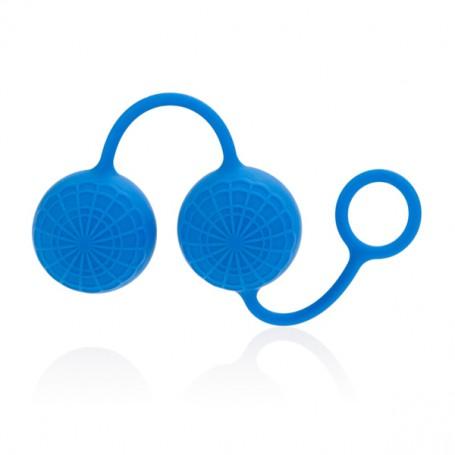 Venušiny kuličky POSH O BALLS blue