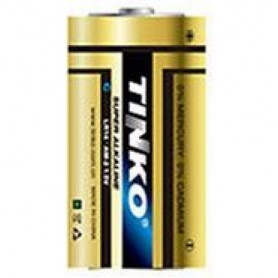 Baterie alkalická malý monočlánek - C