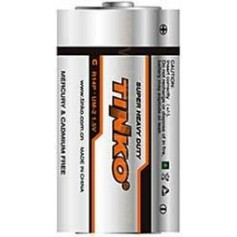 Baterie malý monočlánek - C