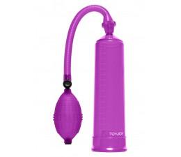 Vakuová pumpa POWER PUMP fialová