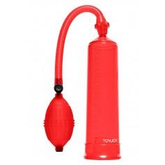 Vakuová pumpa POWER PUMP červená