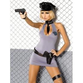 Set POLICE DRESS XXL