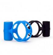 Erekční kroužky RINGOS vibrační 2 ks