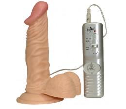 Vibrátor s přísavkou ROMANTIC CHARMER