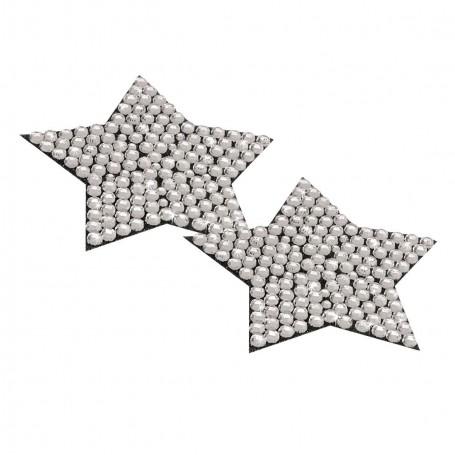 Samolepící hvězdičky na bradavky STARLET 2 ks