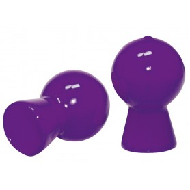 Přísavky na bradavky NIPPLE SUCKER fialové