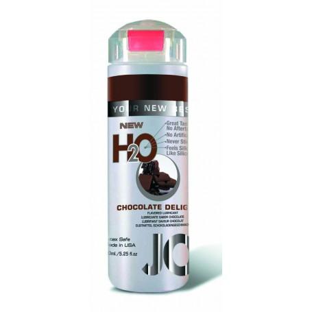 Lubrikační gel JO H2O CHOCOLATE DELIGHT 150 ml
