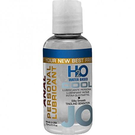 Lubrikační gel JO H2O ANAL COOL 75 ml | Jo