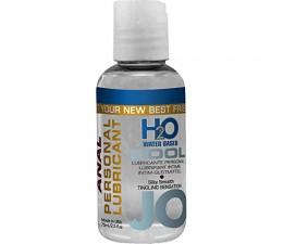 Lubrikační gel JO H2O ANAL COOL 75 ml