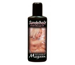 Masážní olej SANDELHOLZ s vůní santalového dřeva 100 ml