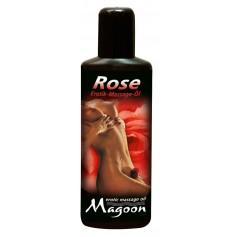 Masážní olej ROSE s vůní růží 100 ml