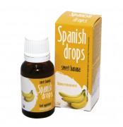 Španělské mušky SWEET BANANA